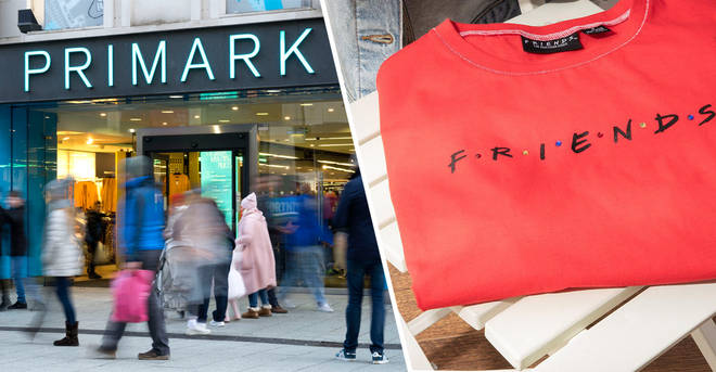 A Primark shopper has called out the store for a typo on his t-shirt