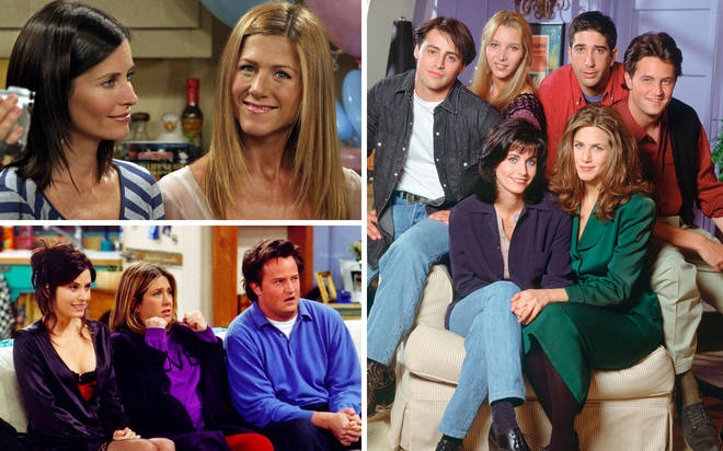 There are many storylines that never made it into the Friends series