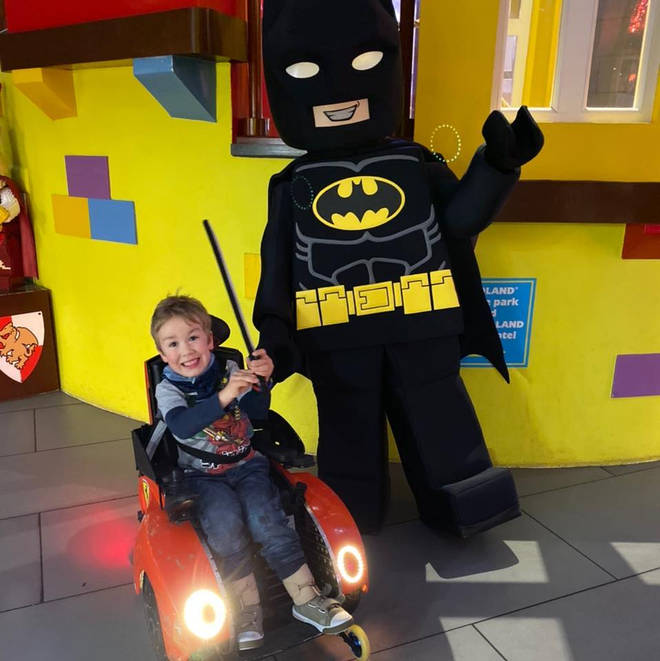 Legoland have now released a statement about the incident