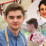 The bake off star lives on through Henry