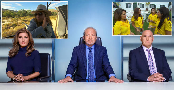 Here's everything you need to know about The Apprentice