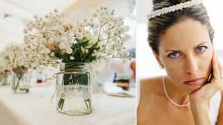 The woman demanded guests spend at least £300 in the shock post (stock images)