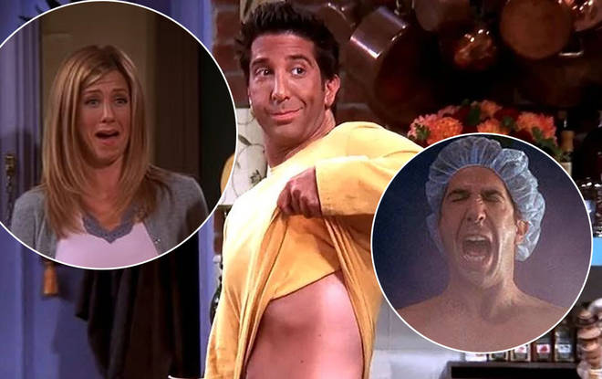 The episode that sees Ross have a fake tan fail makes people laugh the most