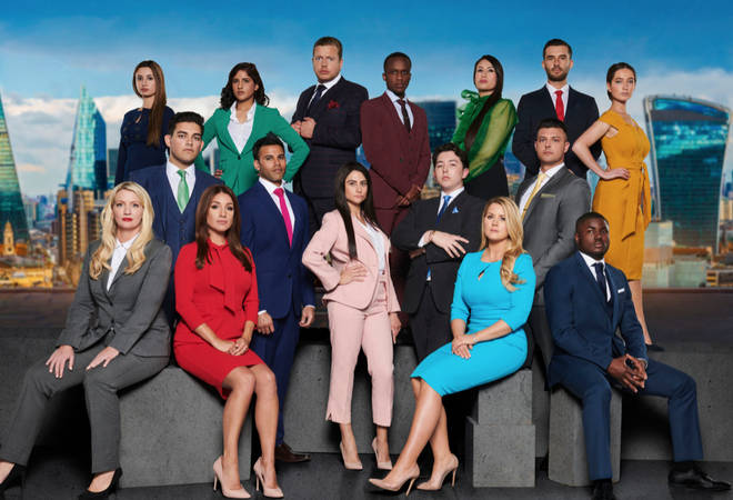 There is a lot going on behind-the-scenes of The Apprentice's
