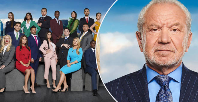 Who was fired from The Apprentice Episode 1 last night?