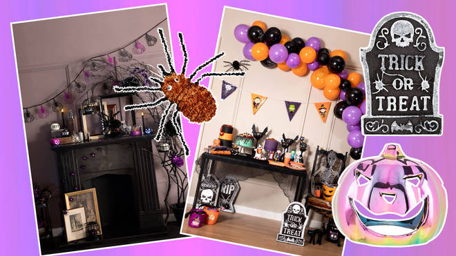 Try these Halloween party decorating ideas that won't break the bank