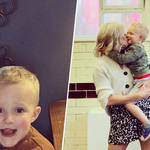 Sarah Jayne Dunn has opened up about her son falling ill