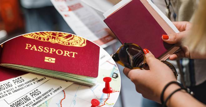Thousands of UK passports may need renewing