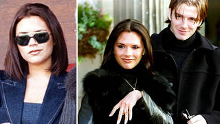 Victoria Beckham was engaged to another man before David
