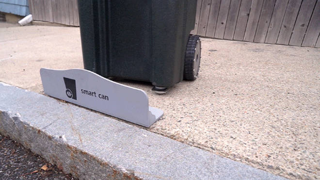 The amazing bin creation relies on two docks