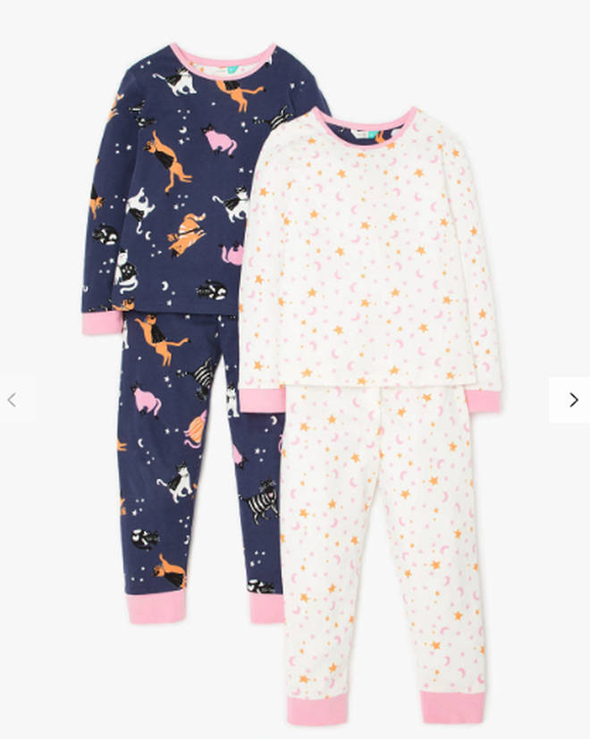 You can get these glow in the dark PJs from John Lewis