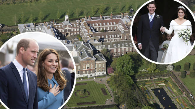Kate Middleton and Prince William are set to get new neighbours at Kensington Palace