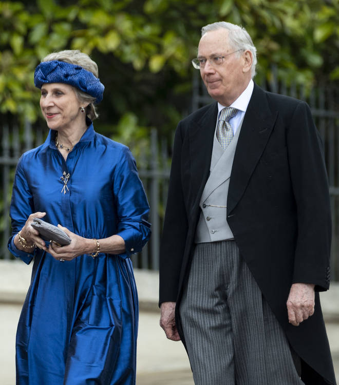 The Duke and Duchess of Gloucester have moved to the Old Stables