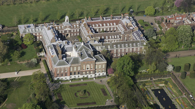 Kensington Palace Apartment 1 is now free for other members of the Royal family