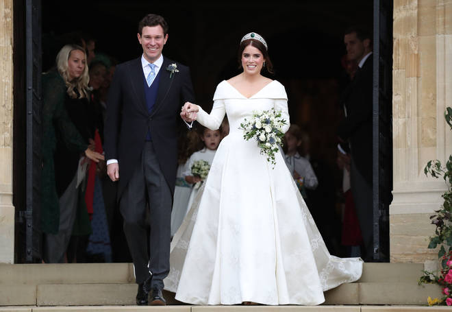 Princess Eugenie and Jack Brooksbank are favourites to take the apartment