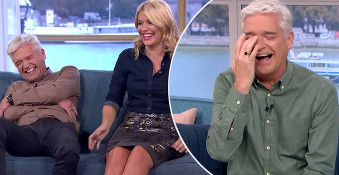 Holly and Phil's fun presenting style is a big hit with viewers