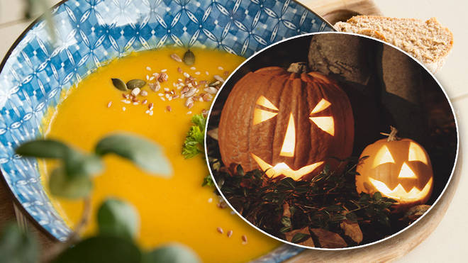 Try this recipe to get more from your Halloween pumpkin this year