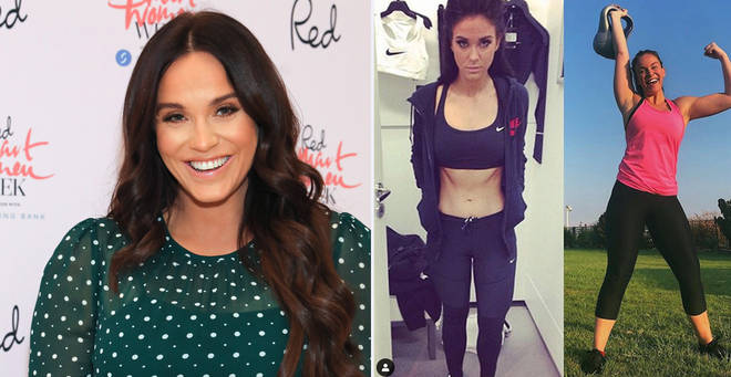 Vicky Pattison praised for honest post about weight obsession that saw her 'counting blueberries'
