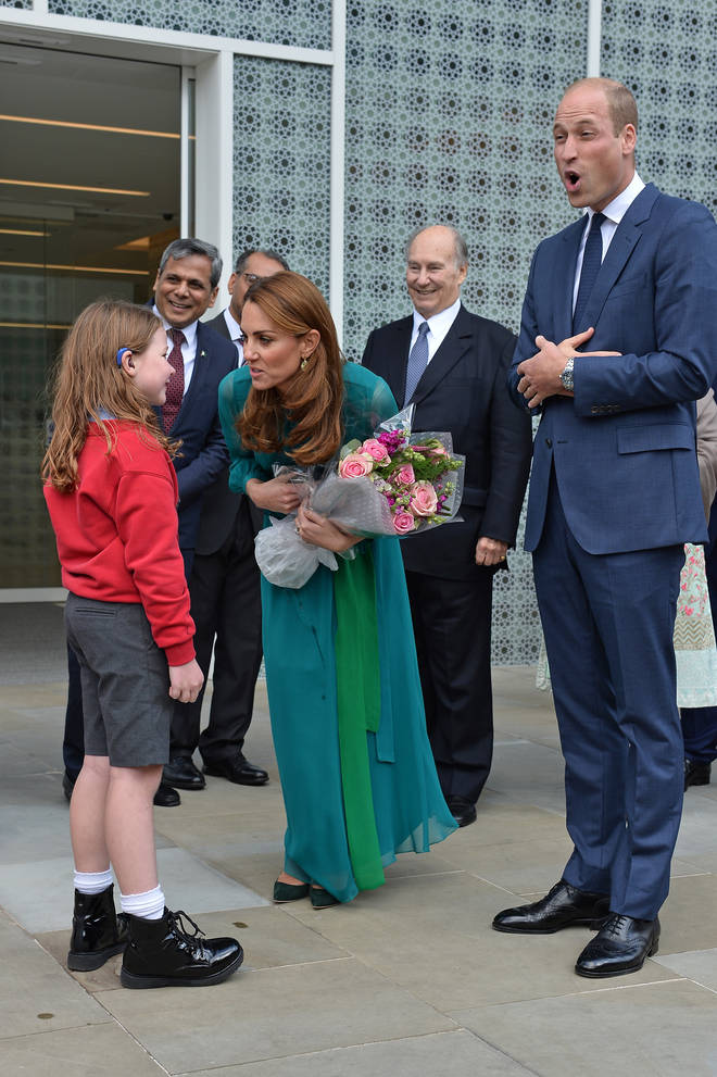 The Duke and Duchess of Cambridge are visiting Pakistan later this month
