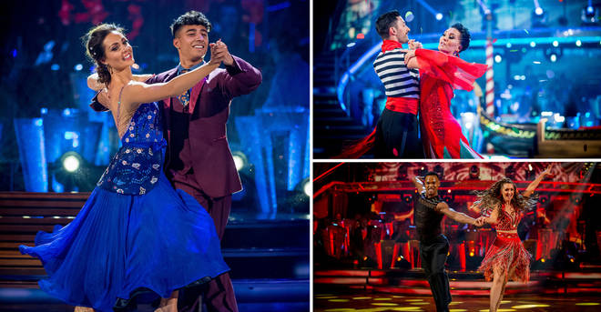 It's Movie Week on Strictly Come Dancing