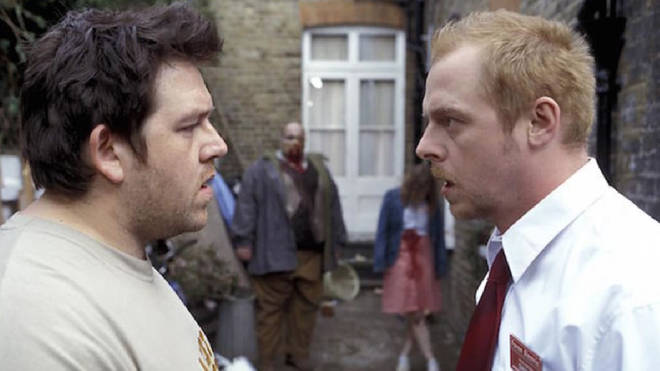 Shaun Of The Dead will add some comic relief to the horror films in October