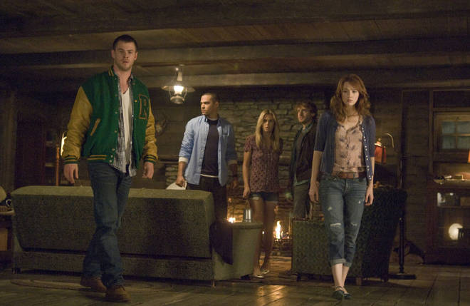 Cabin In The Woods has enough scares for everyone