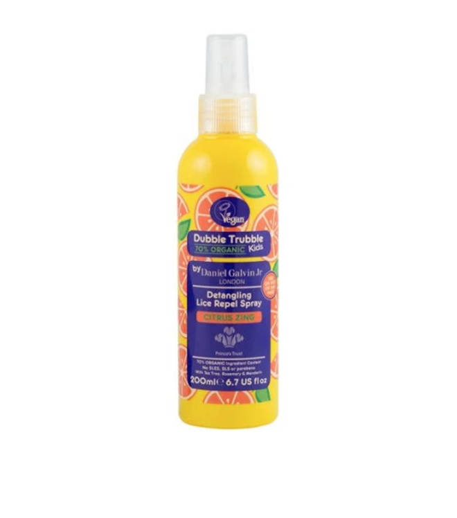 This spray has been hailed a miracle worker by many mums