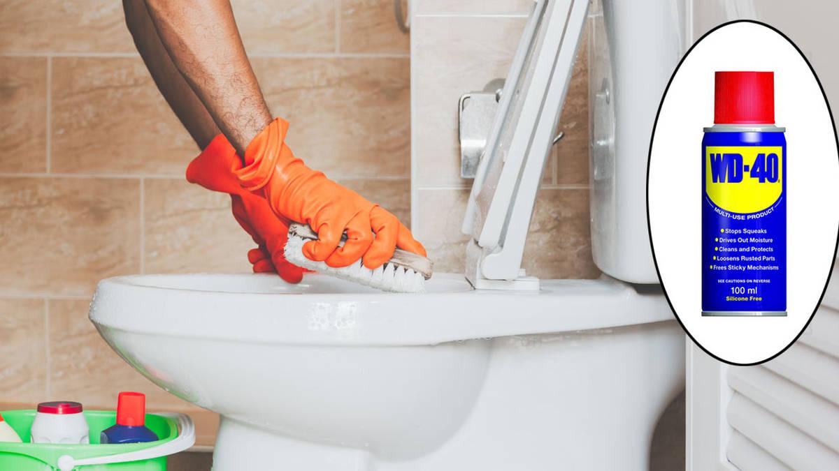 No Scrub Toilet Cleaner