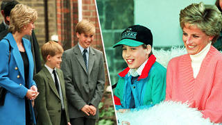 Princess Diana once bought her son a very cheeky cake