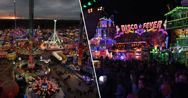 One woman was flung from a fairground ride in Hull