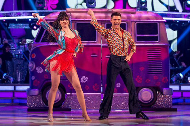 Daisy was a contestant on Strictly Come Dancing in 2016