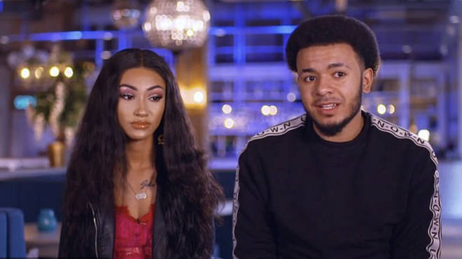 The couple were hoping to get married on the show with a free £13k