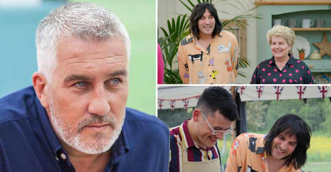 Here's what to expect from Week Seven of Bake Off