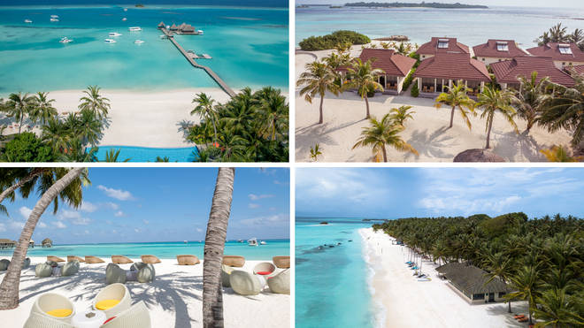 Win an all inclusive holiday to the Maldives