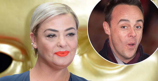 Lisa Armstrong has 'liked' a telling tweet about BGT