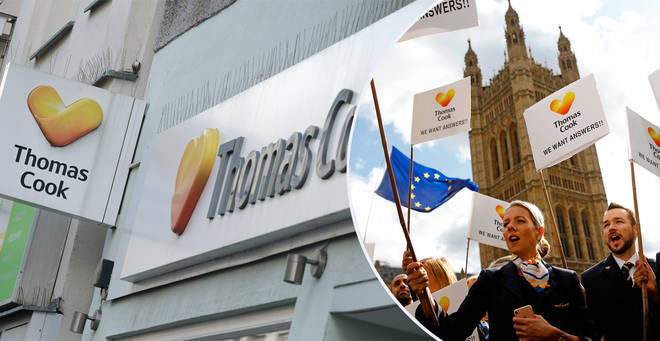 Hundreds of Thomas Cook shops have been bought up