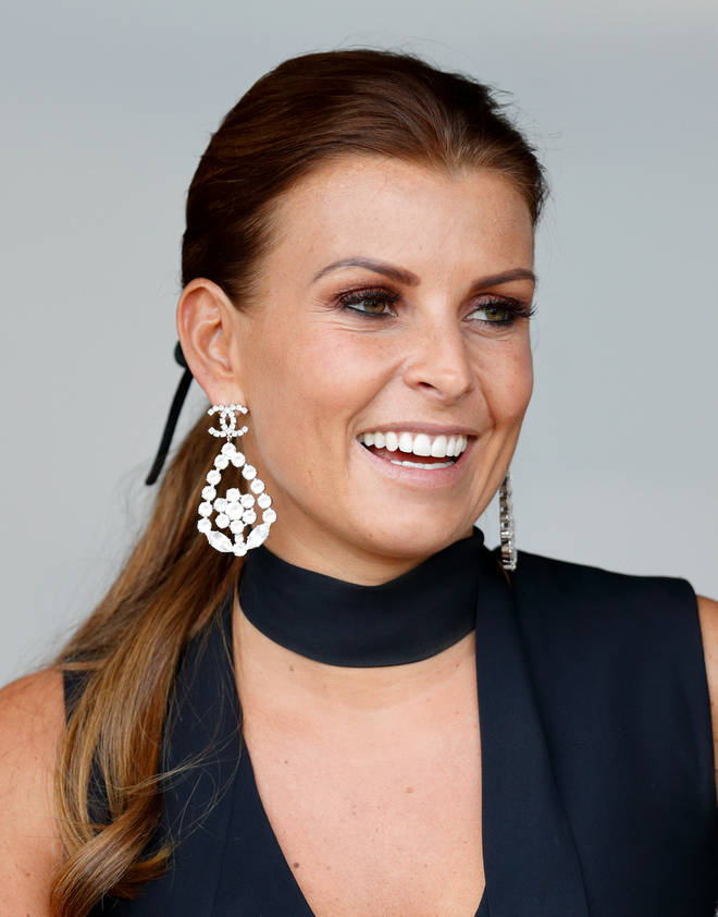 Coleen Rooney has hit out at Rebekah Vardy