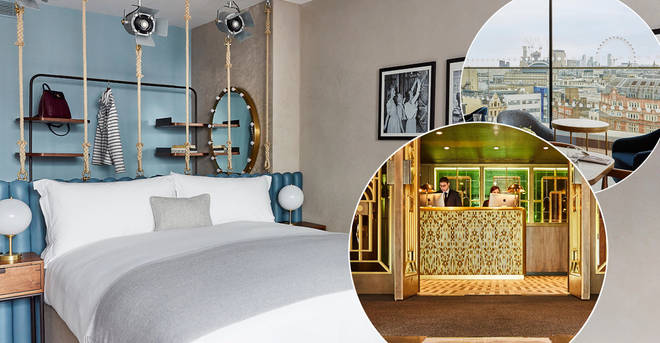 Hotel indigo offers West End glamour