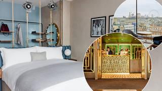 Hotel indigo offers West End glamour