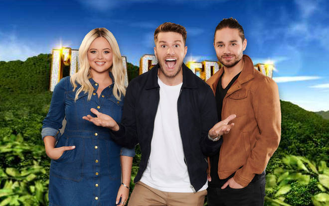 Emily Atack and Adam Thomas to replace Scarlett Moffatt and Joe Swash on I'm a Celeb... Extra Camp