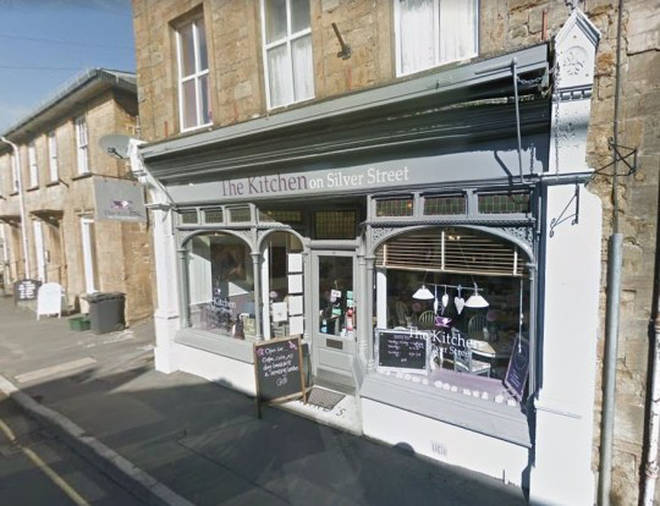 The Kitchen in Somerset came under fire