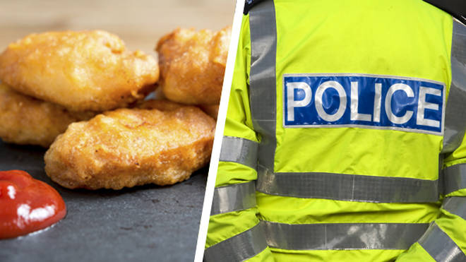 The woman has reported her friends after they tricked her into eating meat