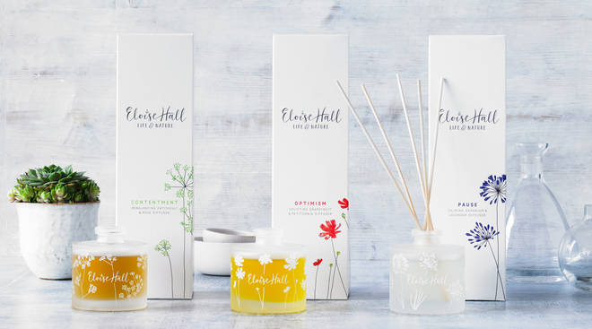 Diffusers from Eloise Hall