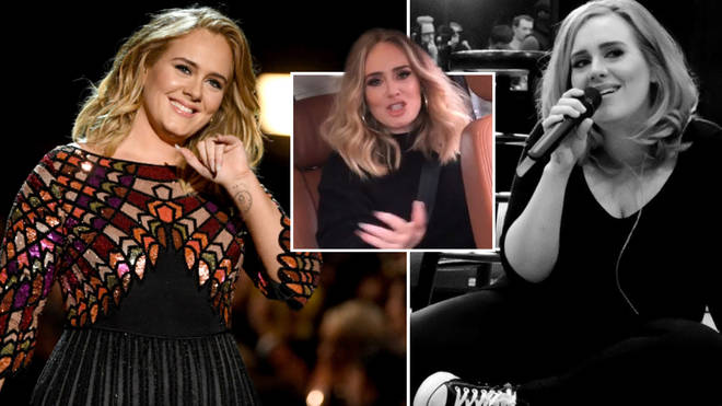 Rumour has it Adele will be releasing new music in a matter of days.