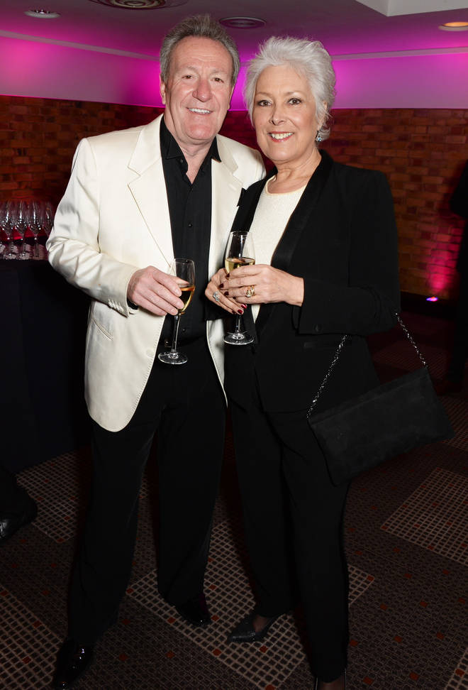Lynda Bellingham and Michael Pattemore were married for six years.