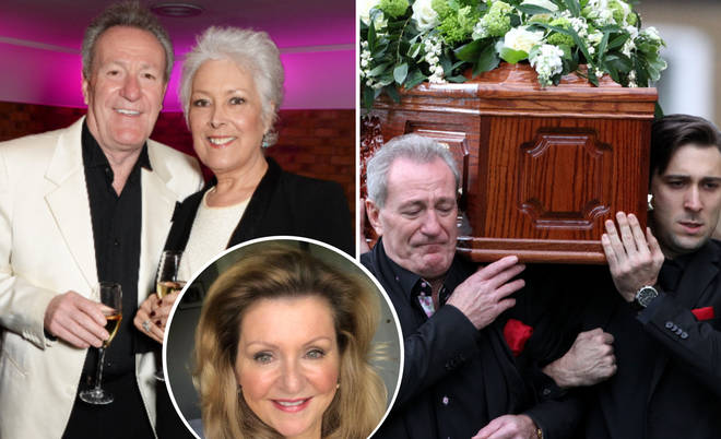 Lynda Bellingham's ex-husband is set to marry his new girlfriend in the same church the telly star was laid to rest.