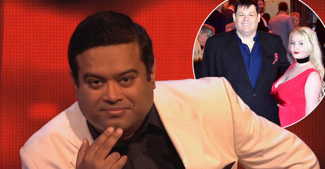 The Chase's Paul Sinha makes sick slur about co-star Mark Labbett being married to his own cousin