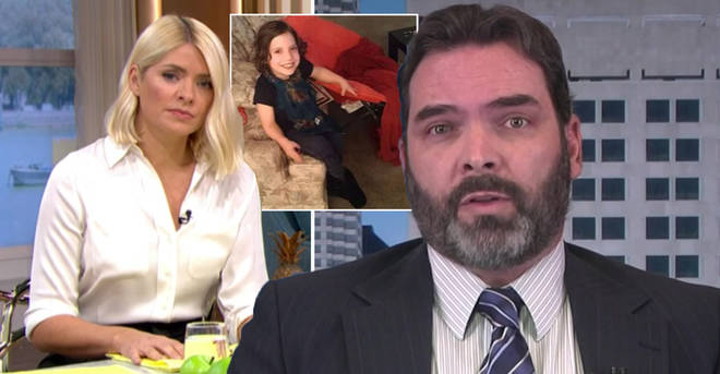 This Morning viewers baffled as man claims adopted daughter, 6, was really an adult and tried to kill his...