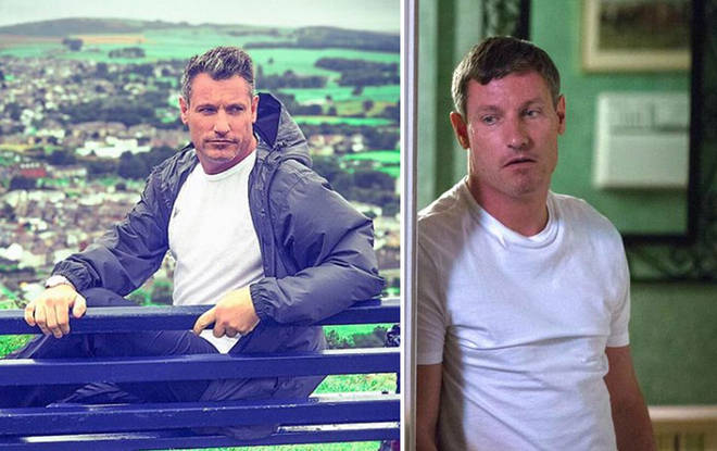 Dean Gaffney 'axed' from EastEnders after actor 'asked stranger for sexy pictures'