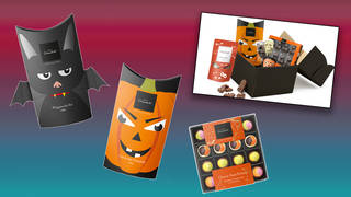 Hotel Chocolate has some adorable Halloween treats ideal for kids